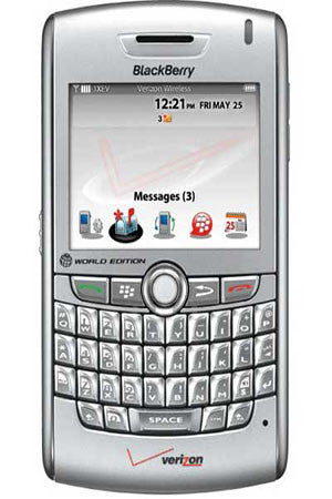 BlackBerry 8830 World Edition - Verizon