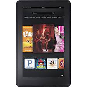 "Amazon Kindle Fire 7"" 8GB - Wi-Fi"