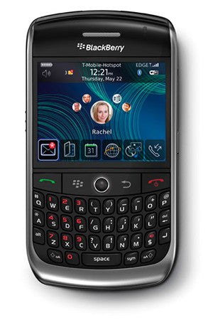 BlackBerry Curve 8900 - Unlocked
