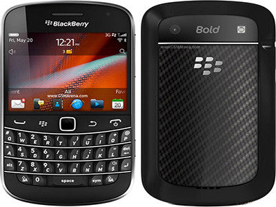 BlackBerry Bold 9900 - Unlocked