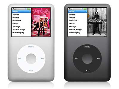 Apple iPod Classic 6th Generation - 80 GB