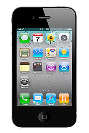 Apple iPhone 4 8GB - Unlocked
