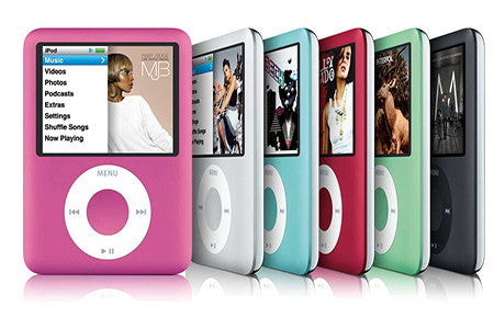 Apple iPod Nano 3rd Generation - 8 GB
