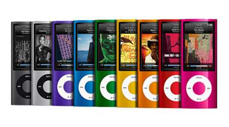 Apple iPod Nano 5th Generation - 8 GB