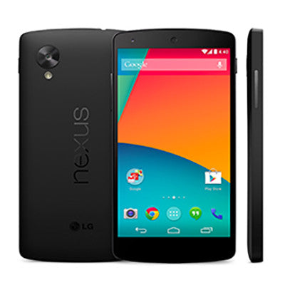 LG Google Nexus 5 16 GB - Unlocked