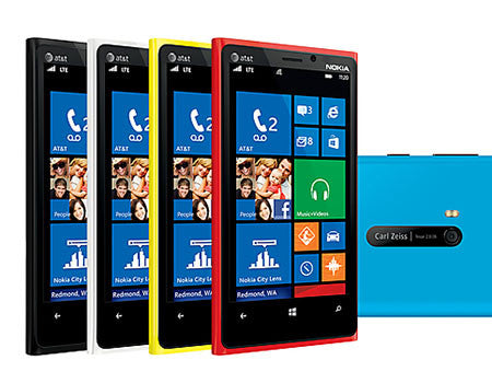 Nokia Lumia 920 - Unlocked