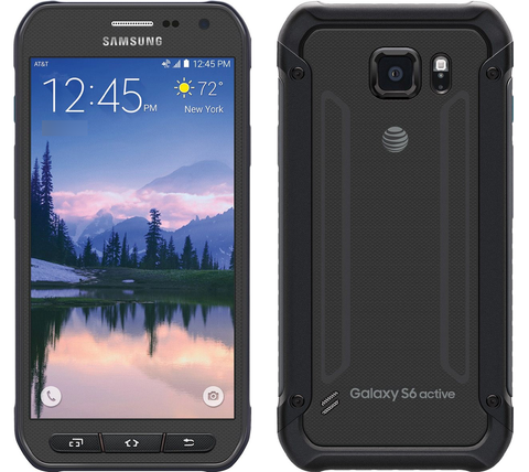 Samsung Galaxy S6 Active - Unlocked
