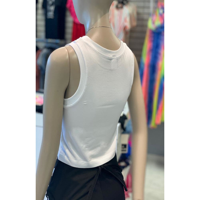 SEAMLESS CROP TANK TOP