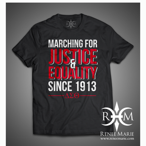 Pre-Order: Marching... since 1913 Tee (Black)