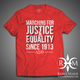 Pre-order: Marching... since 1913 Tee (Red)