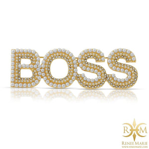 BOSS CoCo Brooch