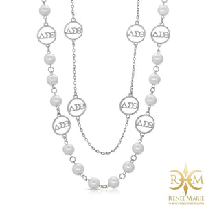 "DST 36"" Station Necklace"