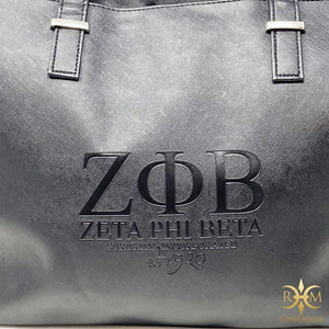 ZΦB Laptop Tote Bag