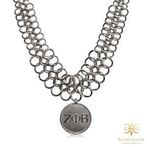 "ZΦB ""Soul"" Stainless Steel Necklace"