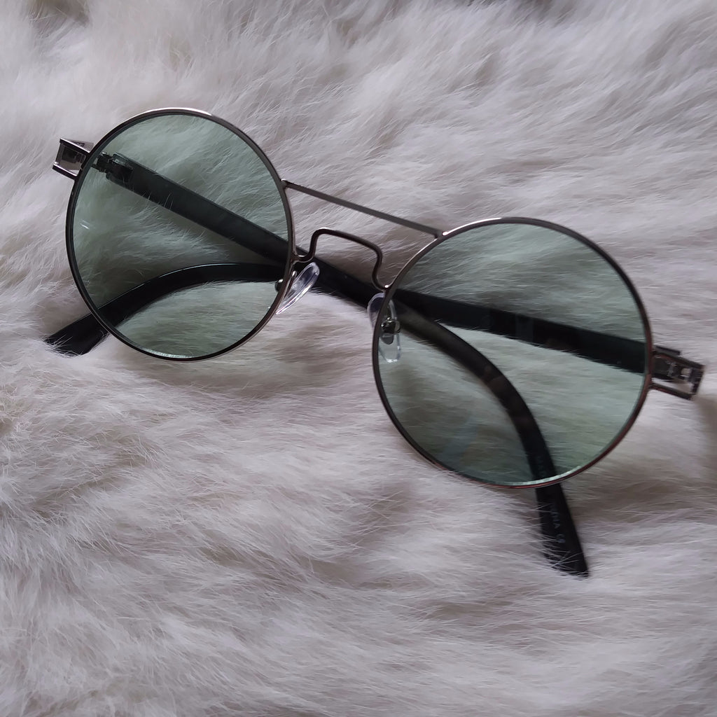Round Cloud Sunnies