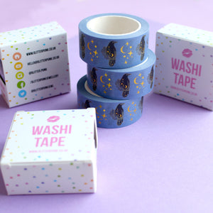 Crow Washi Tape