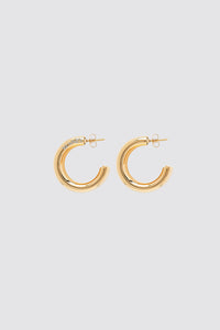 TRIPLE GOLD EARRINGS