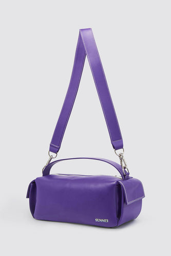 PURPLE LABAULETTO BAG