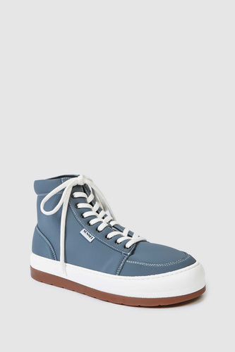 GREY NEOPRENE HIGH TOP DREAMY