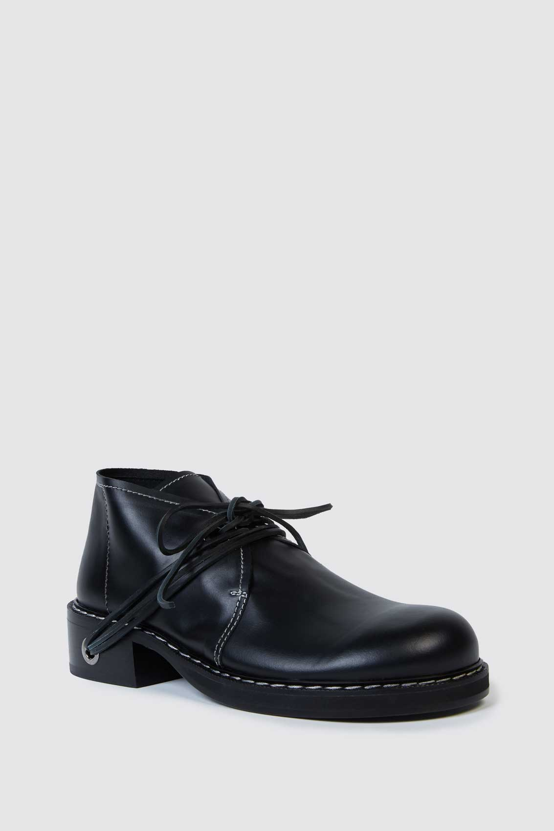 BLACK BUCO BOOTS