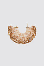Load image into Gallery viewer, GOLD PEARL NECKLACE