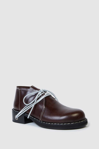 BROWN BUCO BOOTS