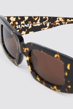 Load image into Gallery viewer, PROTOTIPO 1 YELLOW HAVANA SUNGLASSES