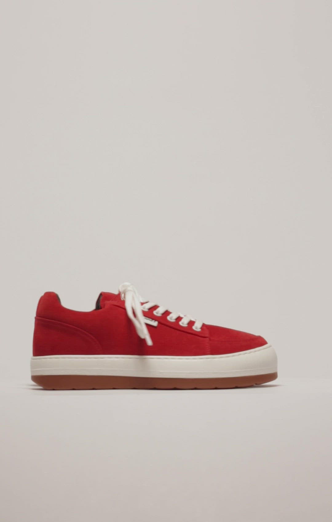 RED SUEDE DREAMY