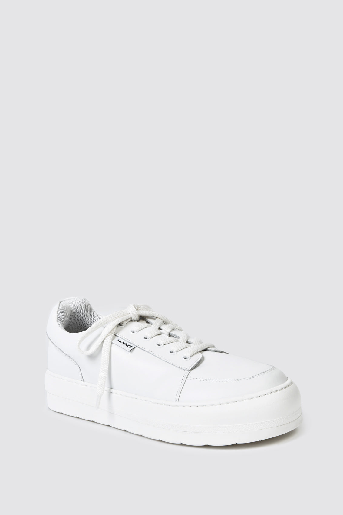 TOTAL WHITE LEATHER DREAMY