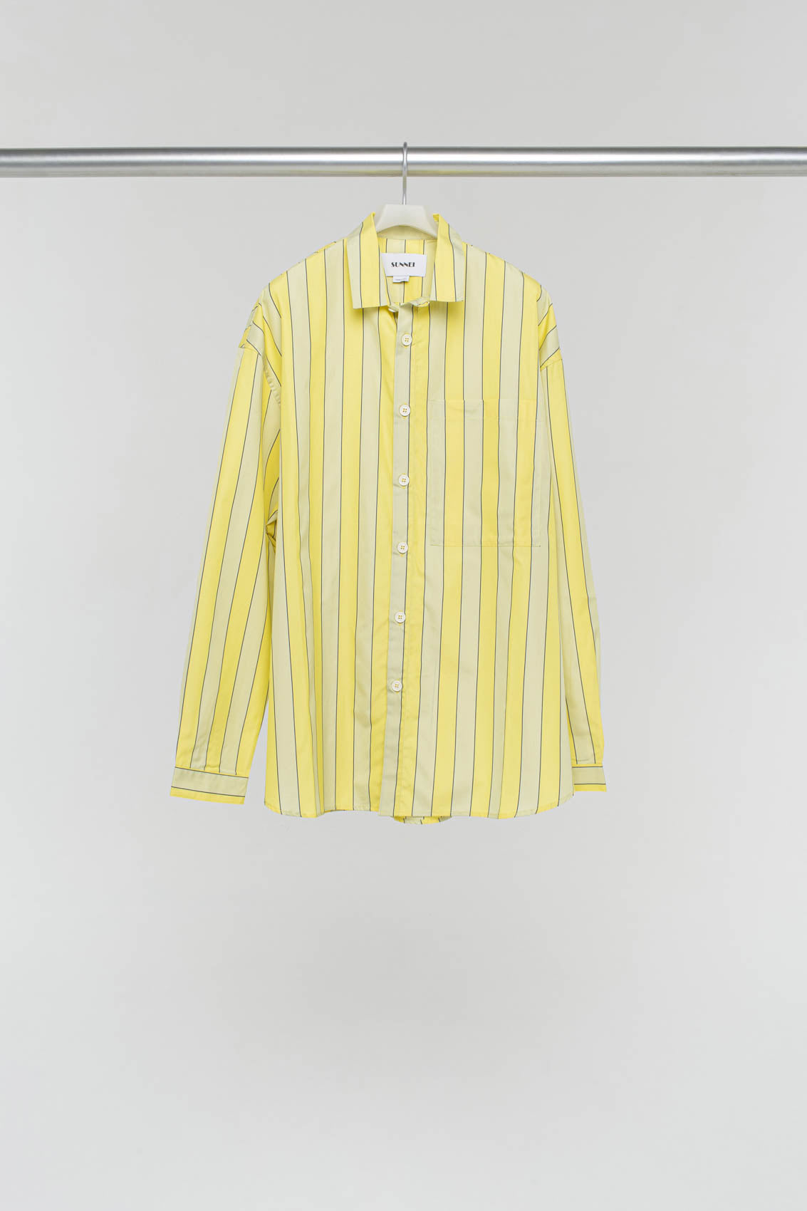 STRIPED OVER SHIRT
