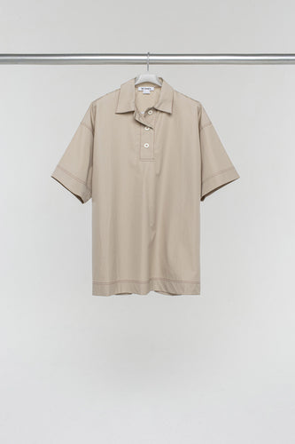 BEIGE OVER POLO