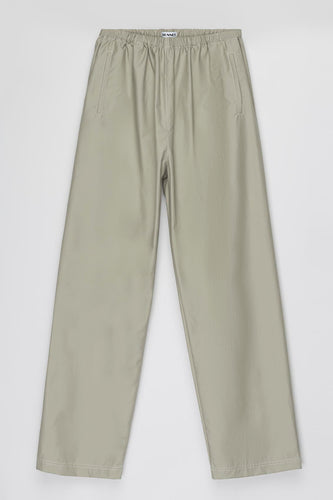 GREY ELASTIC PANTS