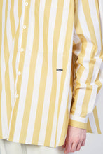 Load image into Gallery viewer, YELLOW STRIPES OVER SHIRT
