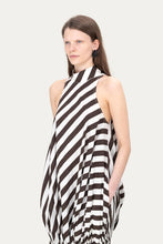 Load image into Gallery viewer, STRIPED ELASTIC DRESS