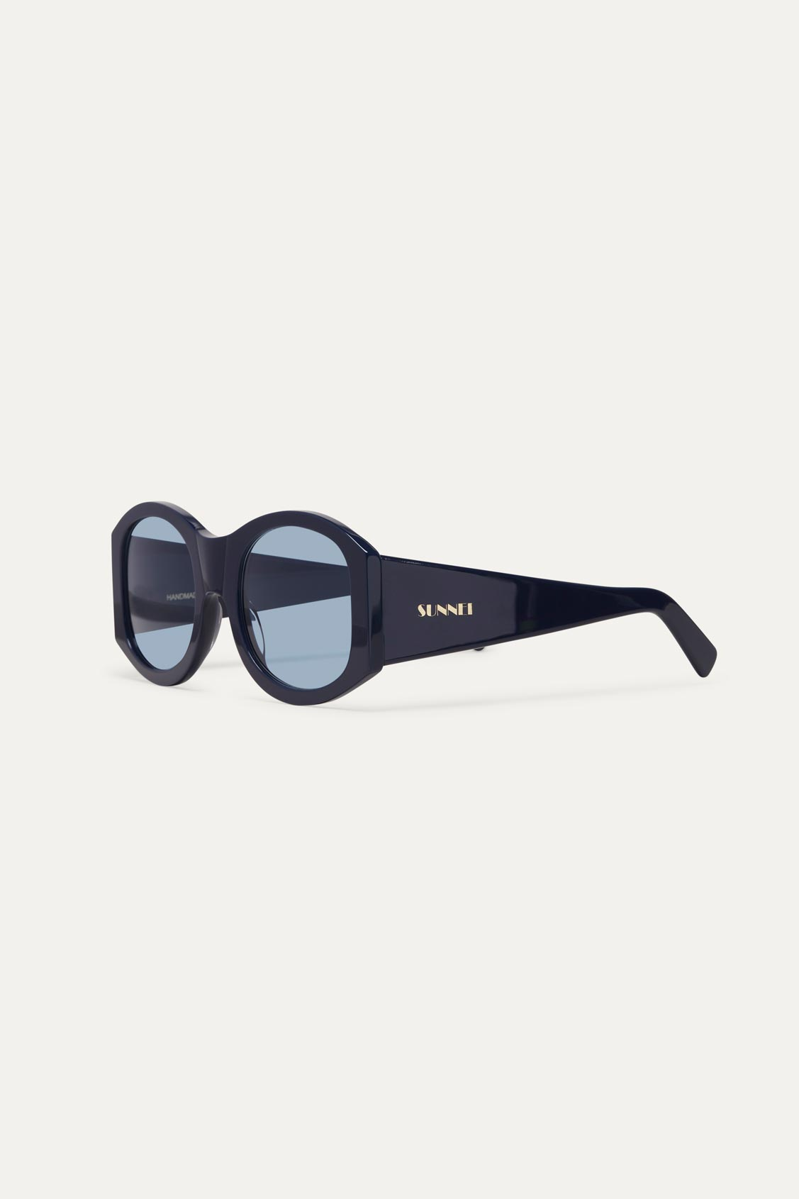 BLUE OVER SUNGLASSES
