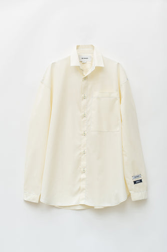 OFF WHITE OVER SHIRT
