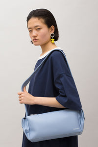 AZURE BAULETTO BAG
