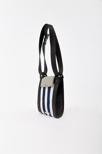 STRIPED BORSELLO BAG