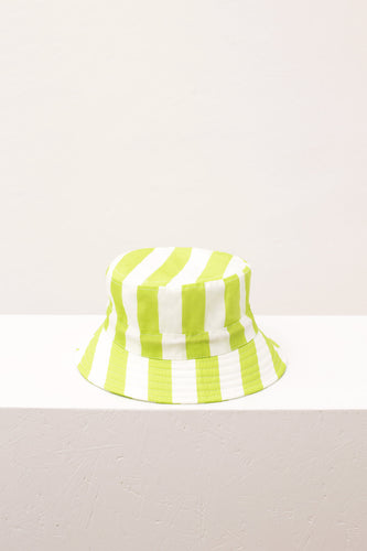 STRIPED BUCKET