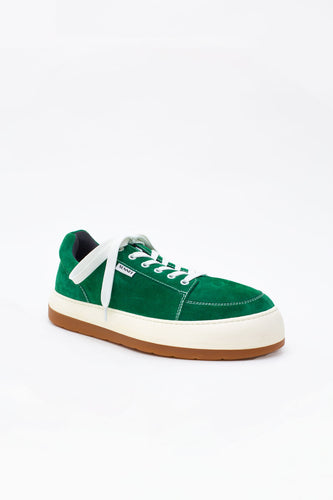 GREEN SUEDE DREAMY