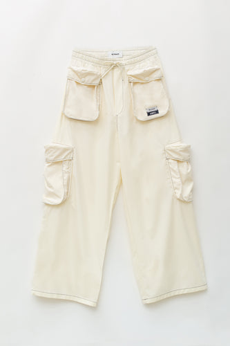 OFF WHITE CARGO PANTS