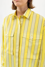 Load image into Gallery viewer, STRIPED OVER SHIRT