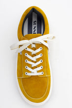 Load image into Gallery viewer, MUSTARD SUEDE DREAMY