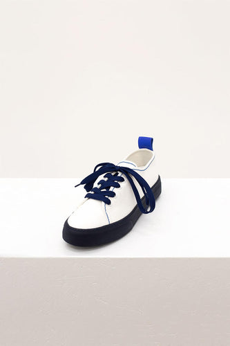 WHITE & BLUE SUNNEI SNEAKERS
