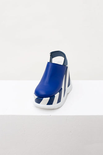 BLUE STRIPES PLATFORMS