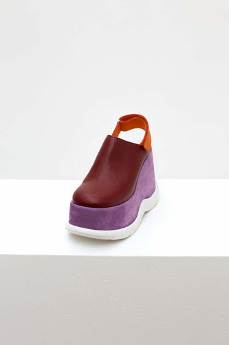 BORDEAUX & LILAC PLATFORMS
