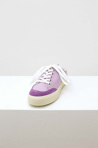 LILAC SABOT SNEAKERS