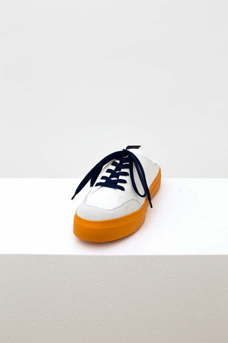 ORANGE SABOT SNEAKERS