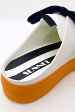 Load image into Gallery viewer, ORANGE SABOT SNEAKERS