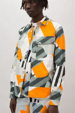 Load image into Gallery viewer, MULTICOLOR BOXY SHIRT